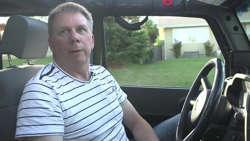 Système de caméra de recul Yada extensible- le témoignage de Mark - image 3 from the video