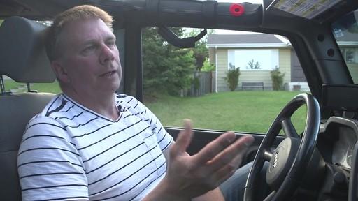 Système de caméra de recul Yada extensible- le témoignage de Mark - image 5 from the video