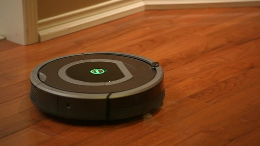 Aspirateur-robot Roomba 770 - image 1 from the video