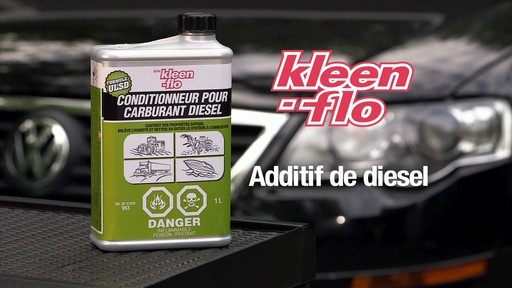 Additif pour diesel Kleen-Flo - image 1 from the video