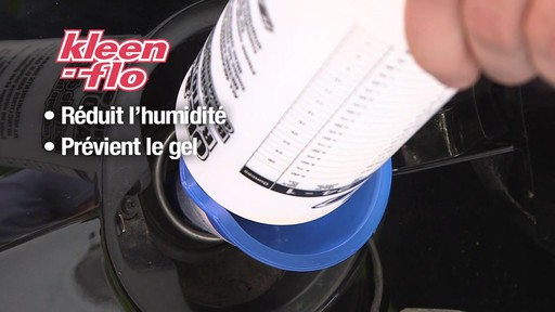 Additif pour diesel Kleen-Flo - image 3 from the video