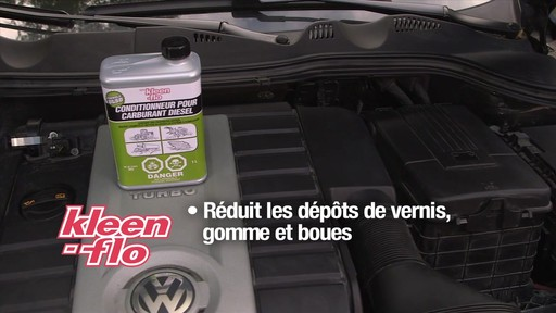 Additif pour diesel Kleen-Flo - image 5 from the video