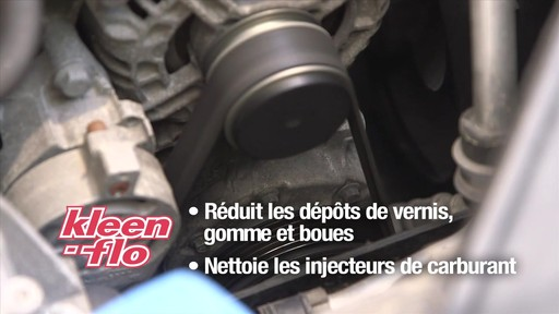 Additif pour diesel Kleen-Flo - image 6 from the video