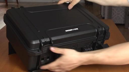 Coffre à outils MAXIMUM étanche – Témoignage de Jonathan - image 1 from the video