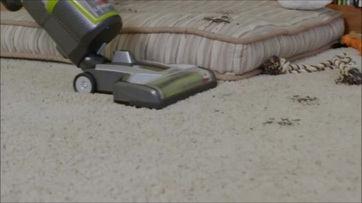 Aspirateur vertical sans fil Bissell Powerglide - image 4 from the video