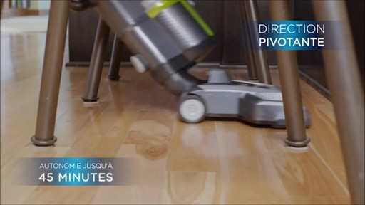 Aspirateur vertical sans fil Bissell Powerglide - image 6 from the video