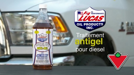 Traitement antigel pour diesel Lucas - image 1 from the video