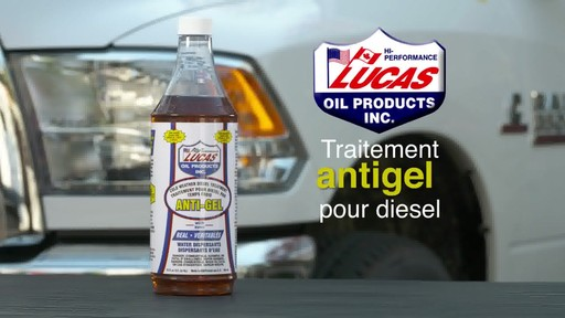 Traitement antigel pour diesel Lucas - image 10 from the video
