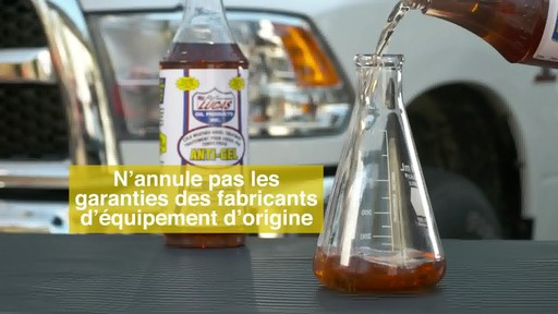Traitement antigel pour diesel Lucas - image 7 from the video