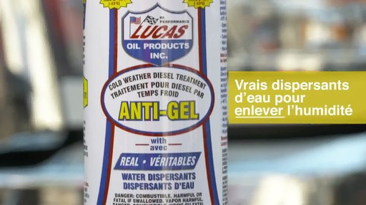 Traitement antigel pour diesel Lucas - image 8 from the video
