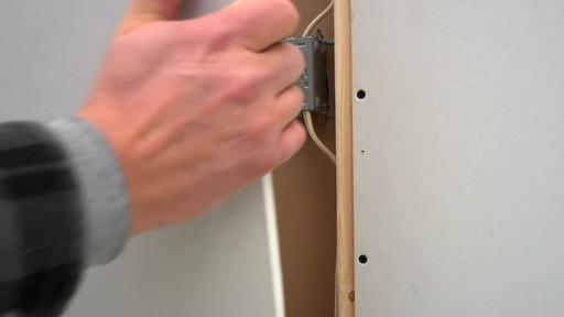 Couteau à cloison sèche MAXIMUM - image 5 from the video