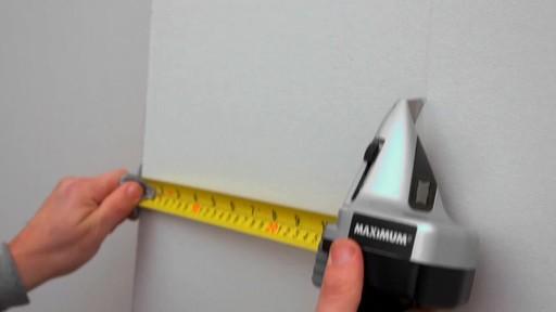Couteau à cloison sèche MAXIMUM - image 6 from the video