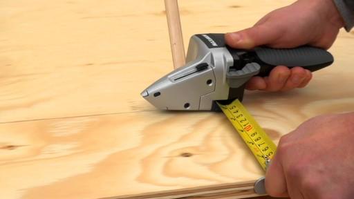 Couteau à cloison sèche MAXIMUM - image 8 from the video