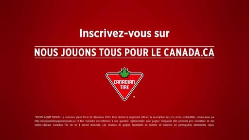 CONCOURS JOUEURS MARQUANTS - Nous jouons tous pour le Canada - image 10 from the video
