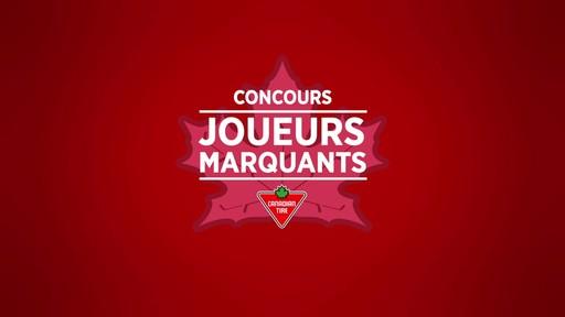 CONCOURS JOUEURS MARQUANTS - Nous jouons tous pour le Canada - image 3 from the video