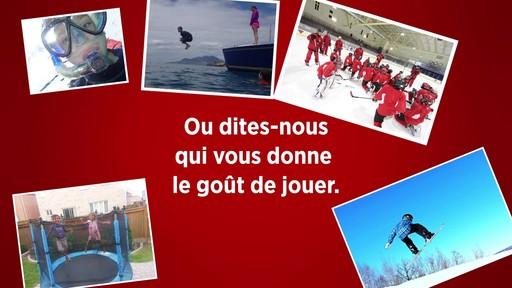 CONCOURS JOUEURS MARQUANTS - Nous jouons tous pour le Canada - image 8 from the video