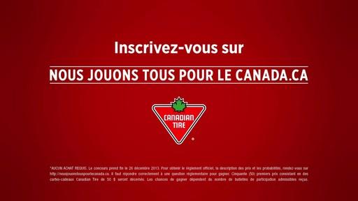 CONCOURS JOUEURS MARQUANTS - Nous jouons tous pour le Canada - image 9 from the video