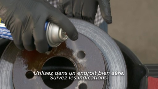 Nettoyant de frein chloré Certified - image 5 from the video