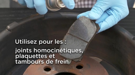 Nettoyant de frein chloré Certified - image 6 from the video