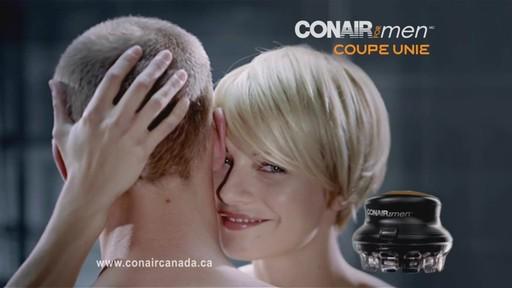 Trousse de coupe de cheveux Conair Even Cut - image 10 from the video