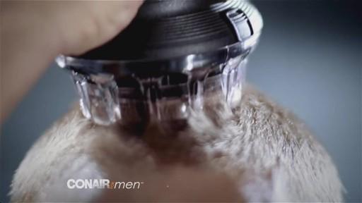 Trousse de coupe de cheveux Conair Even Cut - image 5 from the video