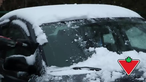 Balai à neige antirayures Garant – Témoignage de Lise - image 1 from the video