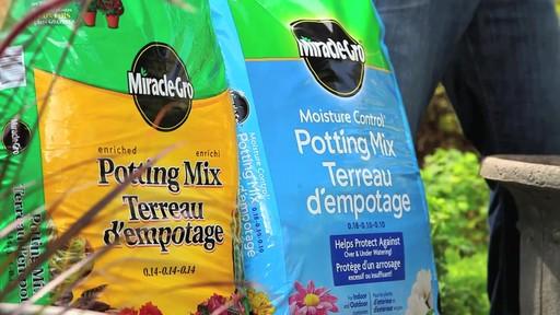 Terreau d'empotage pour plantes en pots - image 7 from the video