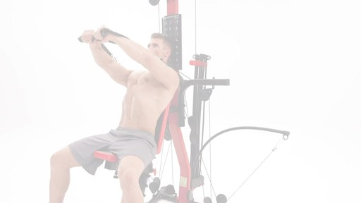 Appareil de musculation Bowflex PR3000 - image 1 from the video