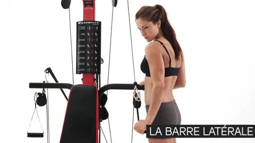 Appareil de musculation Bowflex PR3000 - image 3 from the video