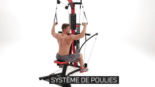 Appareil de musculation Bowflex PR3000 - image 5 from the video