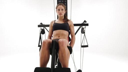 Appareil de musculation Bowflex PR3000 - image 8 from the video