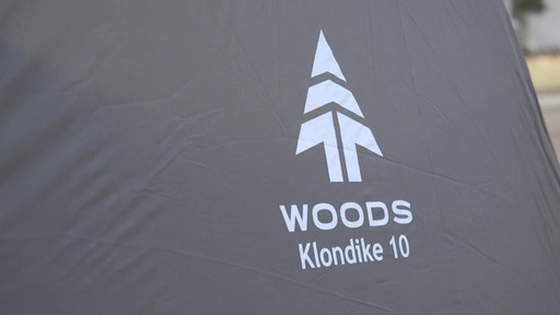Tente Woods Klondike, 10 personnes-le témoignage de Laura - image 1 from the video