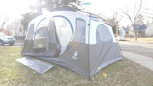 Tente Woods Klondike, 10 personnes-le témoignage de Laura - image 10 from the video