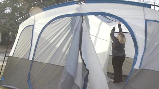 Tente Woods Klondike, 10 personnes-le témoignage de Laura - image 6 from the video