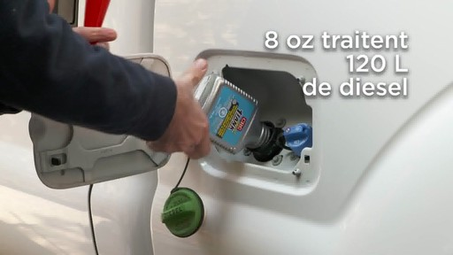 Nettoyant CRC 1-Tank Power Renew pour diesel - image 2 from the video