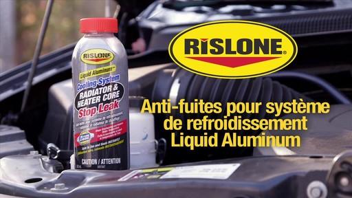 Anti-fuites pour système de refroidissement Liquid Aluminum - image 1 from the video
