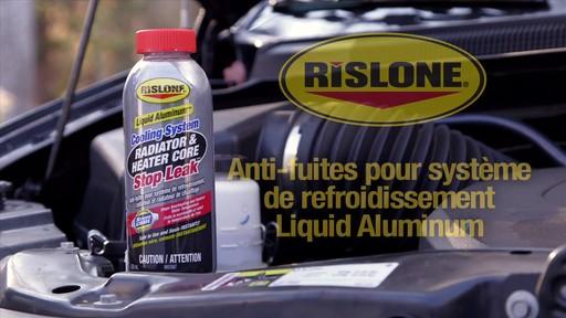 Anti-fuites pour système de refroidissement Liquid Aluminum - image 10 from the video