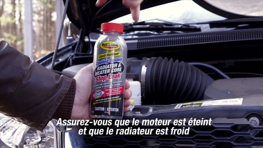 Anti-fuites pour système de refroidissement Liquid Aluminum - image 4 from the video