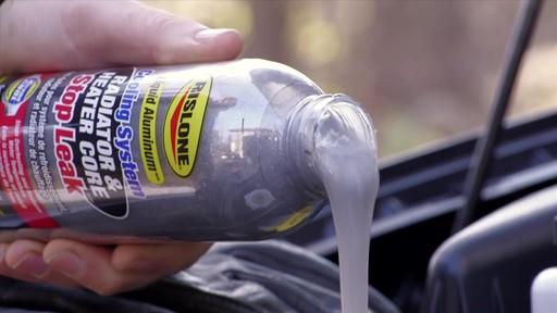 Anti-fuites pour système de refroidissement Liquid Aluminum - image 5 from the video