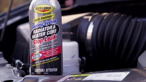 Anti-fuites pour système de refroidissement Liquid Aluminum - image 7 from the video