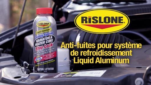 Anti-fuites pour système de refroidissement Liquid Aluminum - image 9 from the video