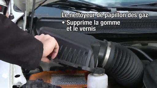 Nettoyeur de papillon des gaz CRC - image 6 from the video