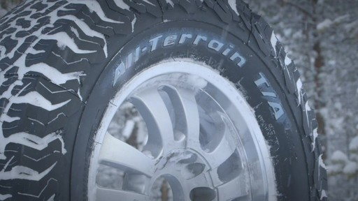 BFGoodrich TA KO 2 - image 9 from the video