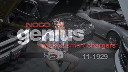 Chargeur intelligent Noco Genius G26000 - image 10 from the video