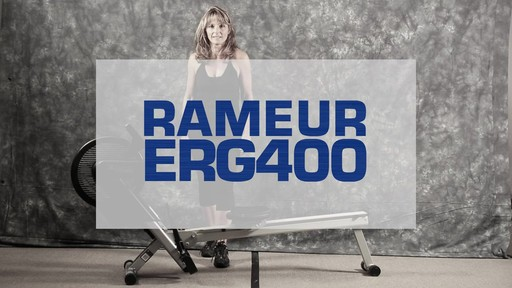 Rameur Xterra ERG400 - image 1 from the video
