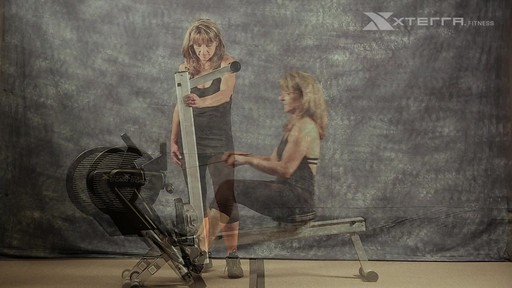 Rameur Xterra ERG400 - image 3 from the video