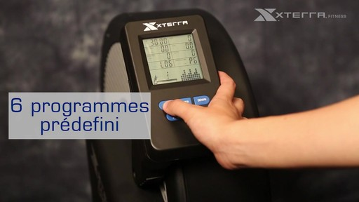 Rameur Xterra ERG400 - image 8 from the video