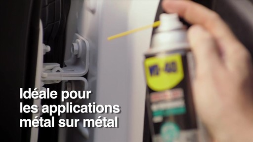 Graisse au lithium blanche WD-40 Specialist - image 3 from the video