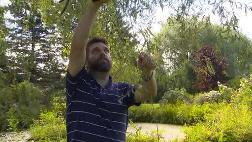 Sécateur à contre-lame Fiskars de professionnel - Témoignage d'Éric  - image 3 from the video