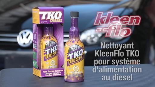 Nettoyant Kleen-Flo TKO pour système d'alimentation au diesel - image 10 from the video